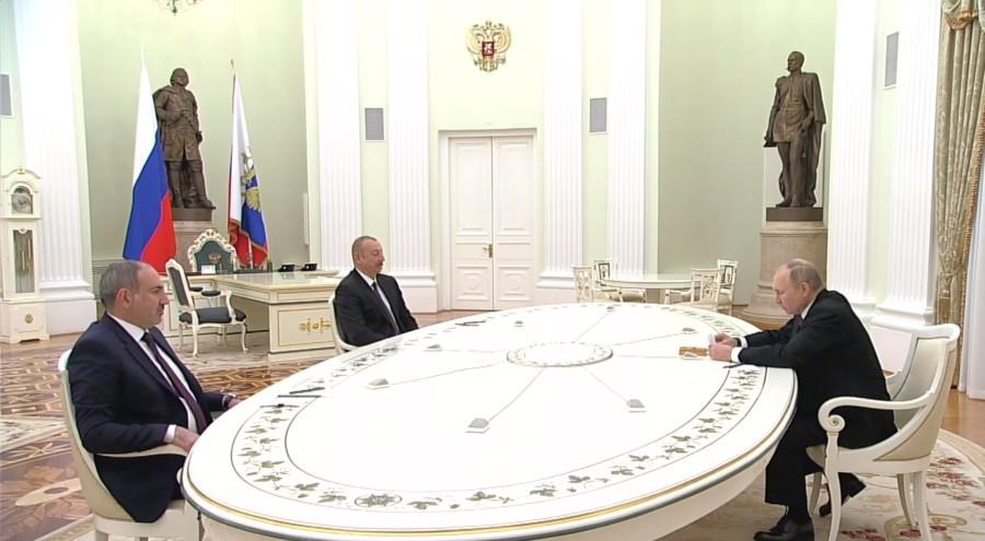 KAFKASYA: Rusya'nın önlenemez geri dönüşü
