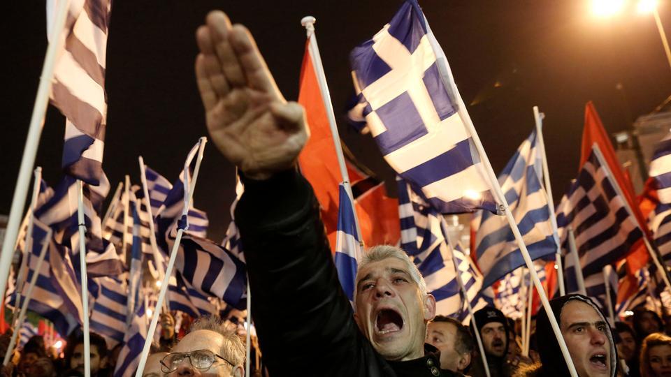 """YUNANİSTAN: Devletin """"kurumsal faşizmi"""" güçleniyor…"""