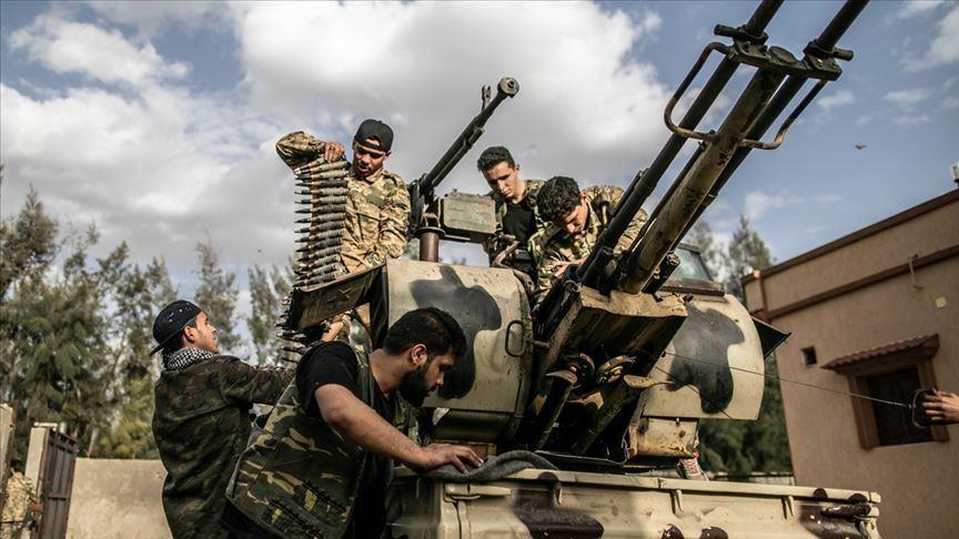 Libya'da Hafter saldırıyor!..