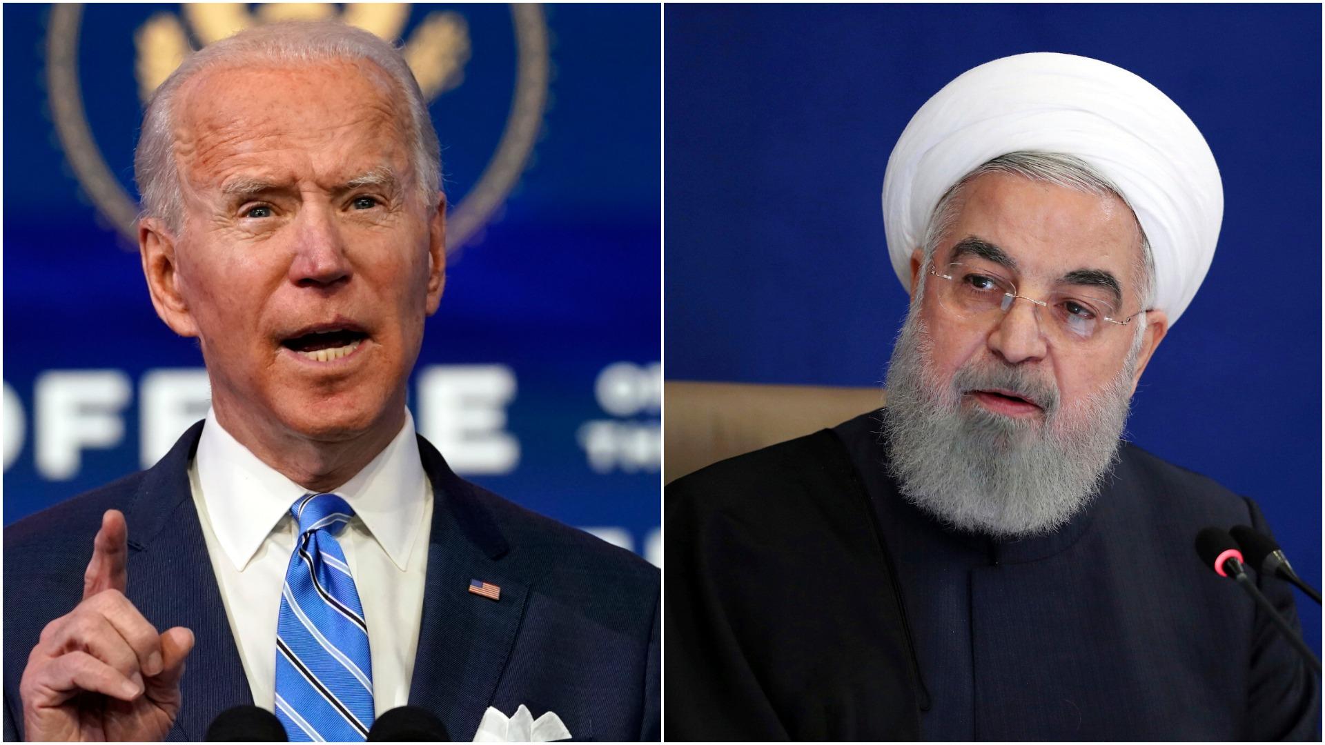 ABD İran'la görüşme sürecini başlattı…