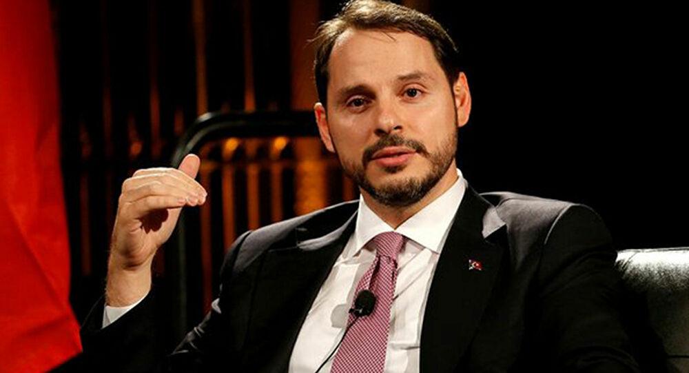 Siyaset BERAT ALBAYRAK'ı tartışıyor…