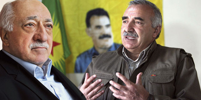 """""""FETÖ-PKK ittifakı belgelendi, medya ilgilenmedi…"""""""