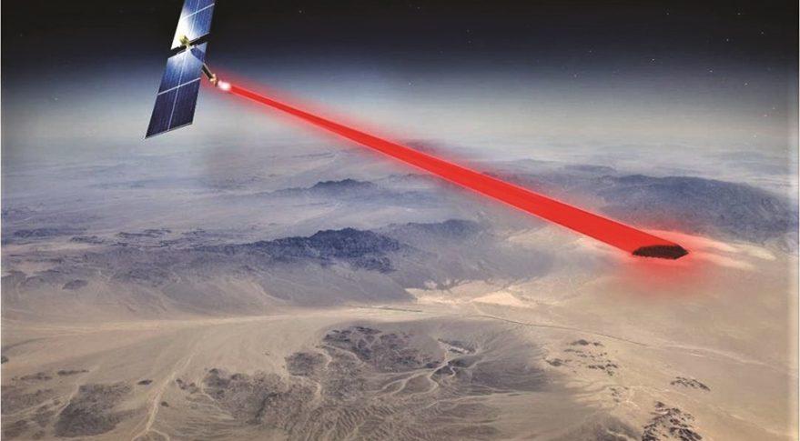 DÖNÜM: ABD uzay  enerjisi denemesi gerçekleştirdi…