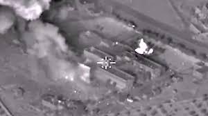 Rusya Suriye'de hastane vurduğunu kendi gösterdi