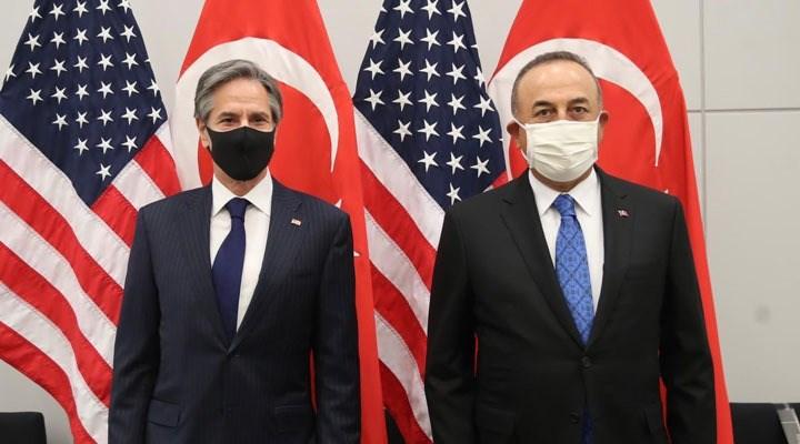 """ABD-TÜRKİYE: Brüksel'de """"tatsız"""" buluşma!.."""