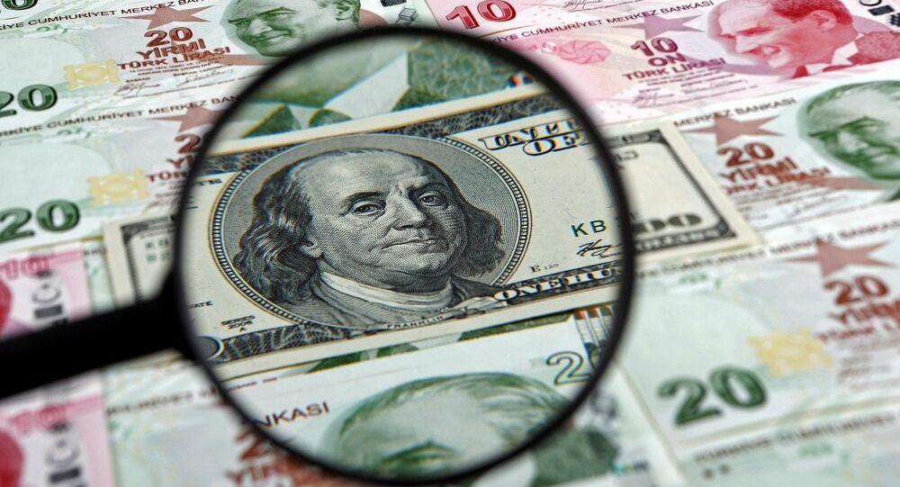 Dolar/TL 7,75 seviyesinin üzerini gördü