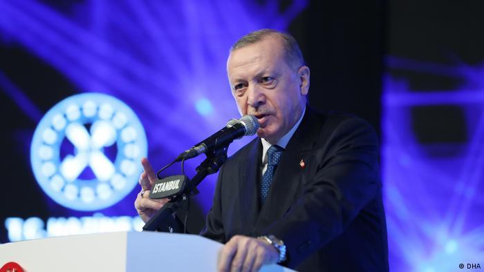 Erdoğan'dan yeni anayasa sözü…