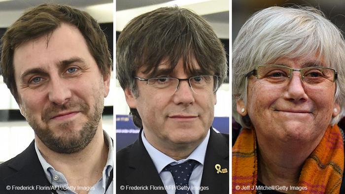 Avrupa Katalan milletvekillerinin dokunulmazlığını kaldırdı!..