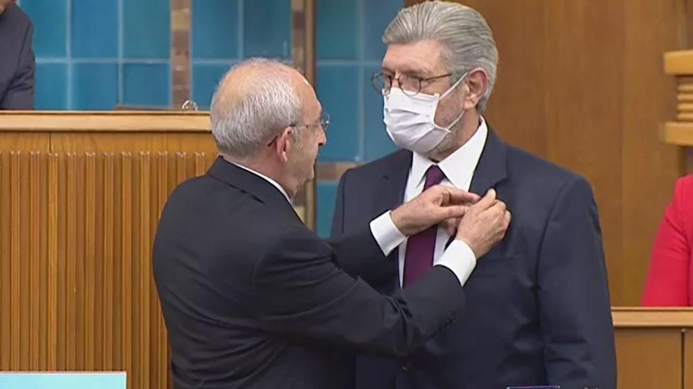 Siyaset CHP'nin Cihangir İslam transferini tartışıyor…