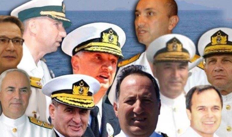 Gözaltındaki emekli amirallerin ifadeleri ortaya çıktı