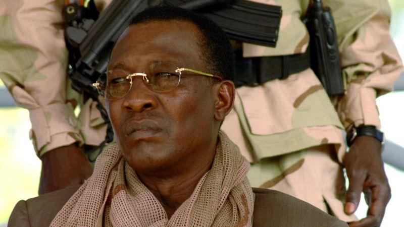 Çad Cumhurbaşkanı Deby 'isyancılarla çatışmada' öldü
