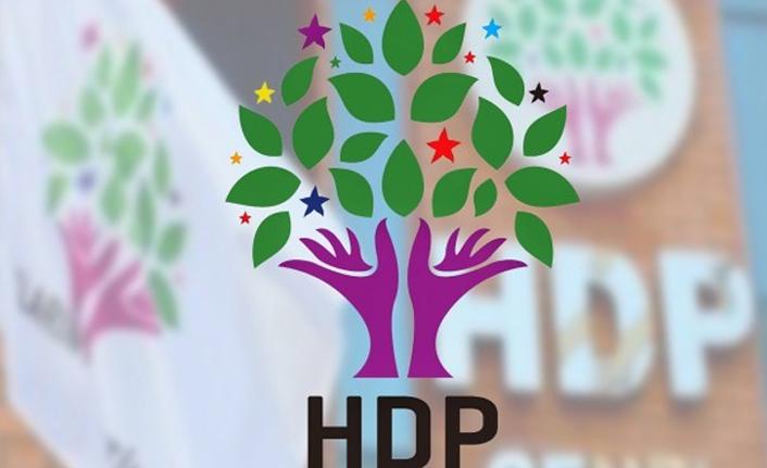 """HDP TÜRKİYE'Yİ """"SOYKIRIMCI"""" İLAN ETTİ BİLE…"""