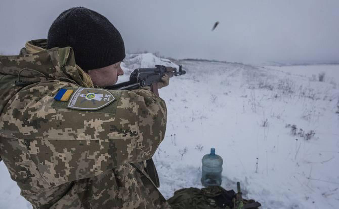 UKRAYNA-RUSYA: Eller tetikte!..