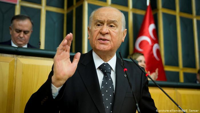 MHP'den 100 maddelik yeni anayasa önerisi