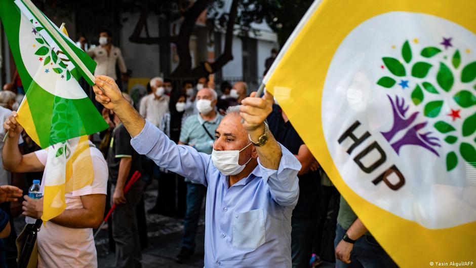HDP'YE KAPATMA DAVASI: 451 KİŞİ HEDEFTE…