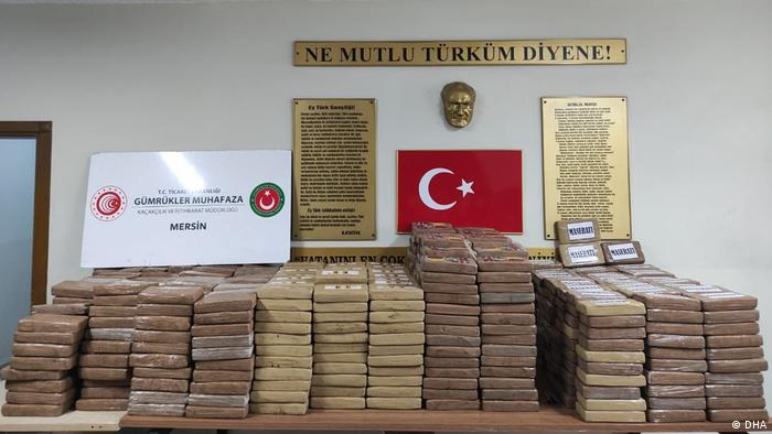 """TÜRKİYE KOKAİN HATTI""NDA DEV YAKALAMA!.."